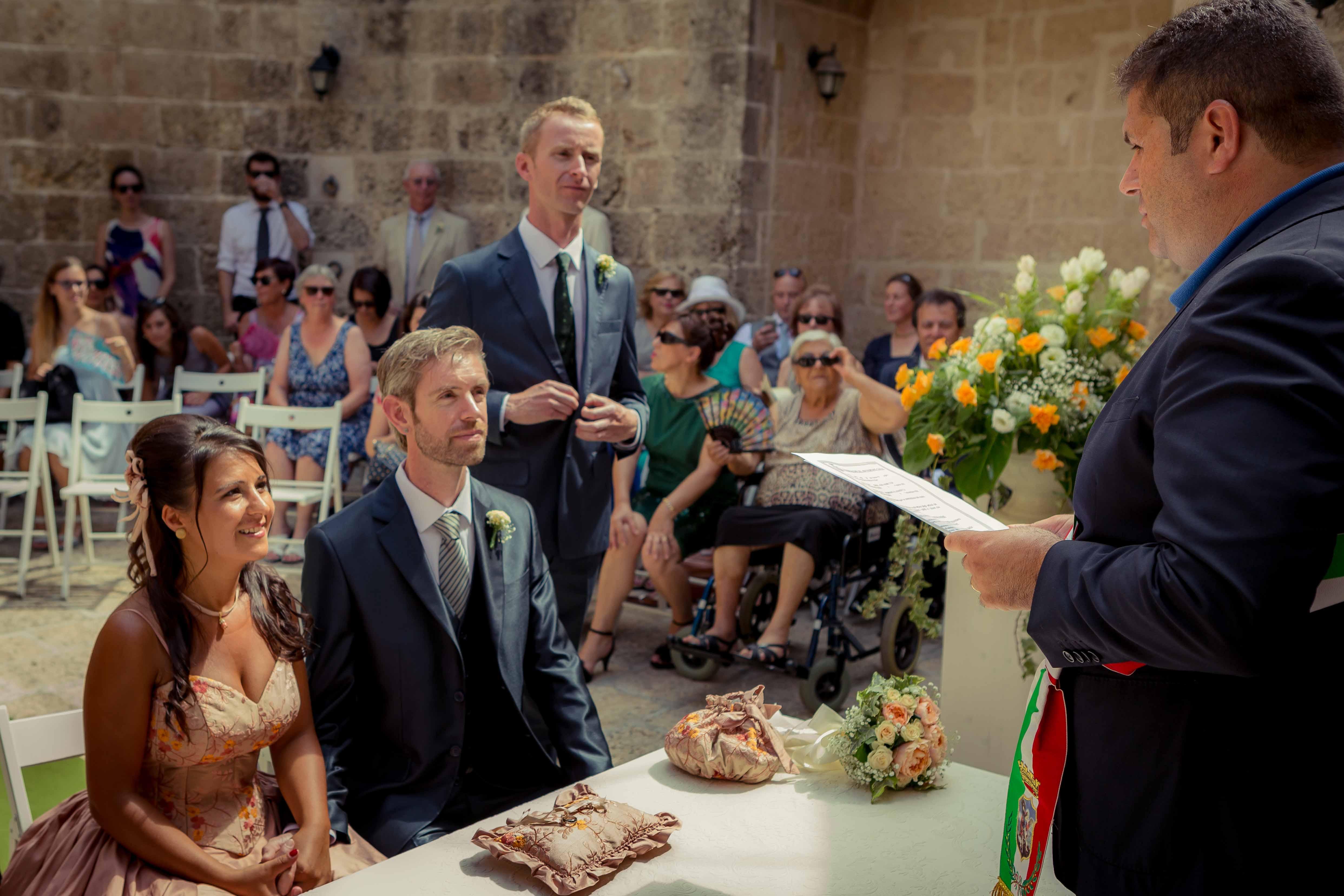 Casa Comunale Rito Civile Puglia