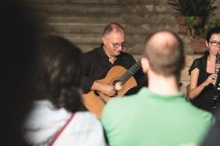Duo Bisengaliev - Paradiso a Palazzo Pesce