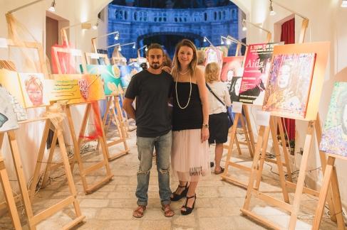 #Anime Roberto Cavaliere e Tamara Cuccovillo