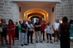 Vernissage Mostra Carlo Azzella @Palazzo Pesce