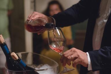 Di vino e di altre virtù a Palazzo Pesce Mola di Bari