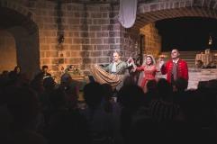 La Serva Padrona Opera a Corte Palazzo Pesce Location Eventi Bari