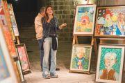 Vernissage Mostra Don Miguel Palazzo Pesce Location eventi Mola di Bari Puglia