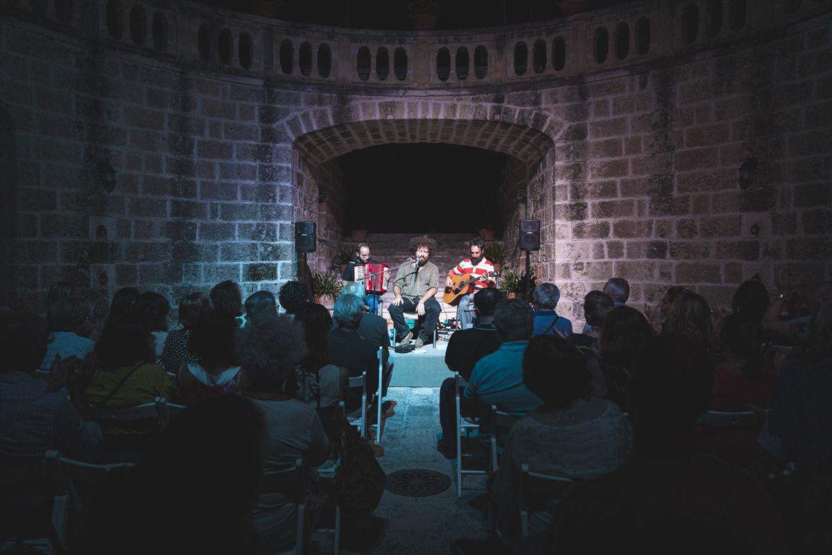 Concerti ed eventi a Palazzo Pesce
