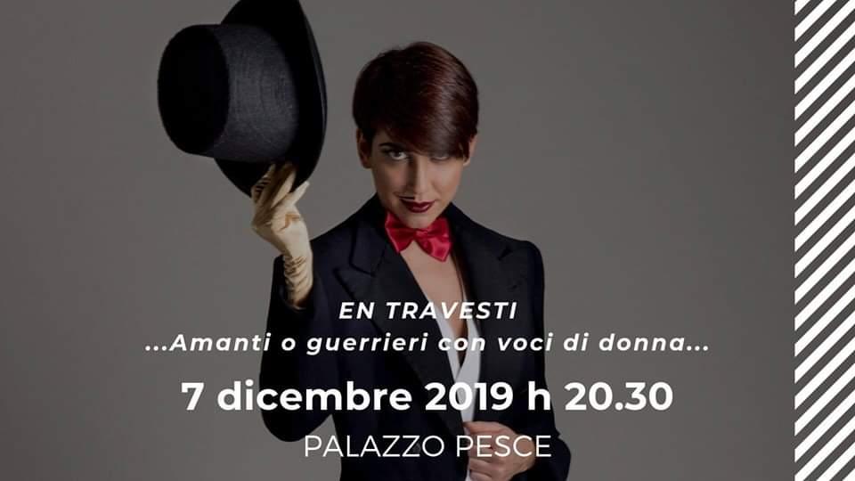 7 dicembre En Travesti a Palazzo Pesce