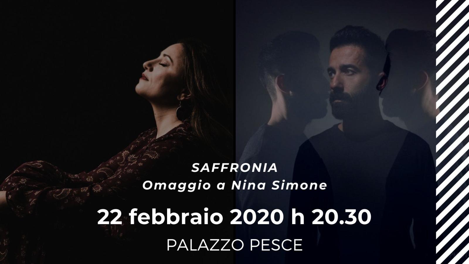 22 febbraio Omaggio a Nina Simone a Palazzo Pesce