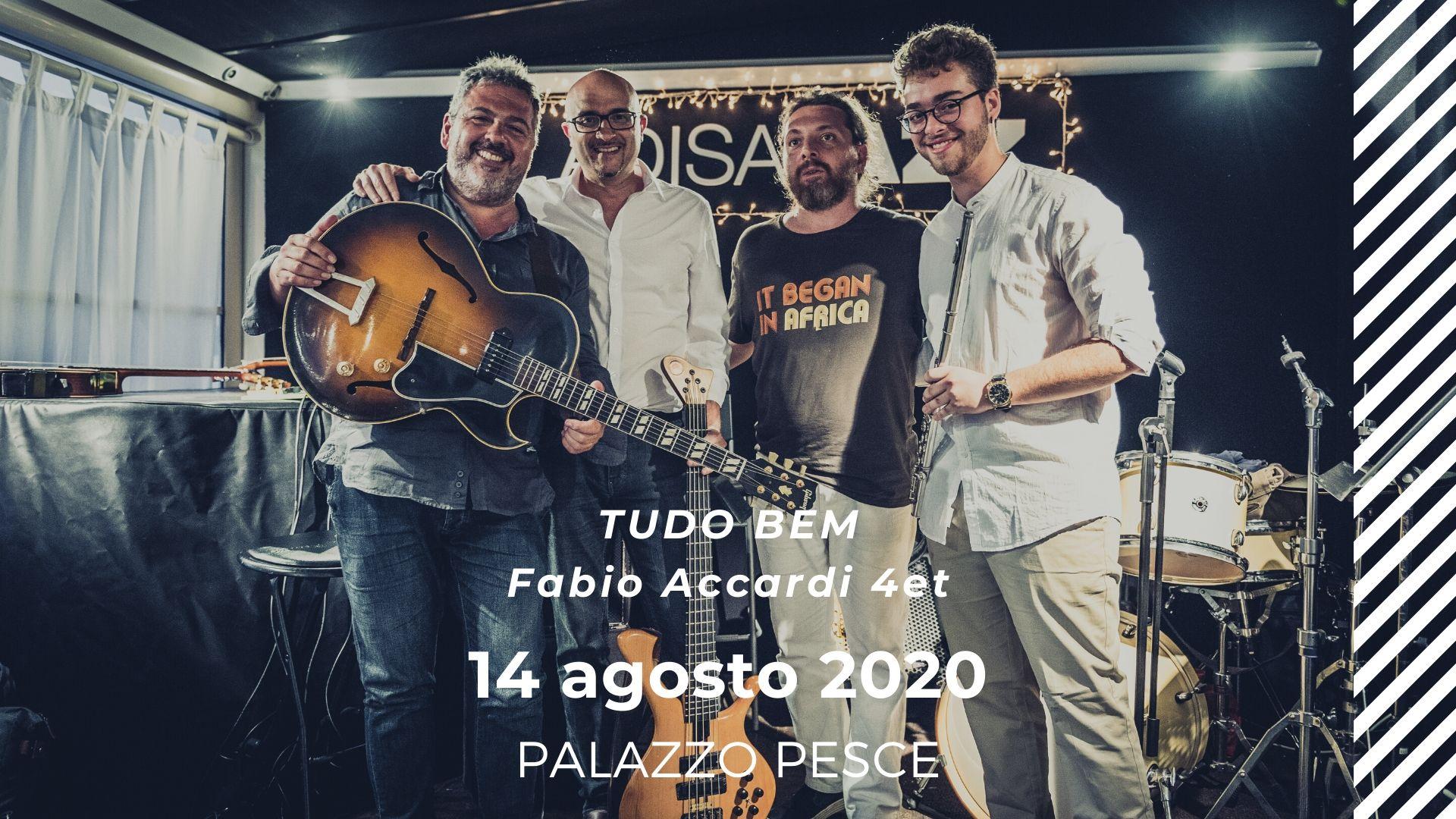 14 agosto 2020 Tudo Bem 4et a Palazzo Pesce