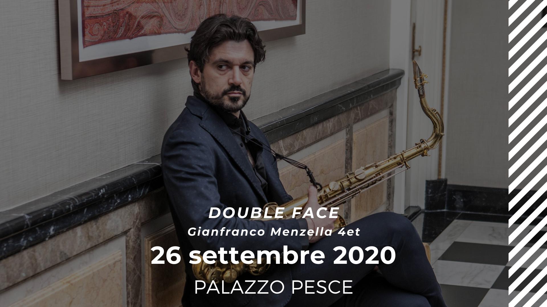 26 settembre 2020 Gianfranco Menzella 4et a Palazzo Pesce